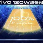 Vivo demos 120W charging ahead of 5G phone