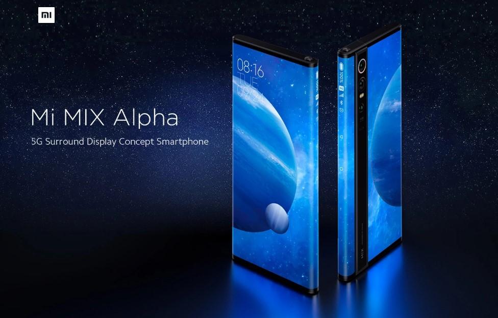 Xiaomi launches Mi MIX Alpha 5G