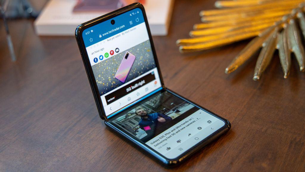 2020 Samsung Galaxy Z Flip sale now
