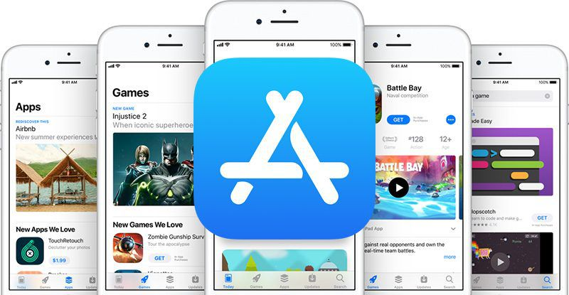 5 Testing apps from the App Store without installing