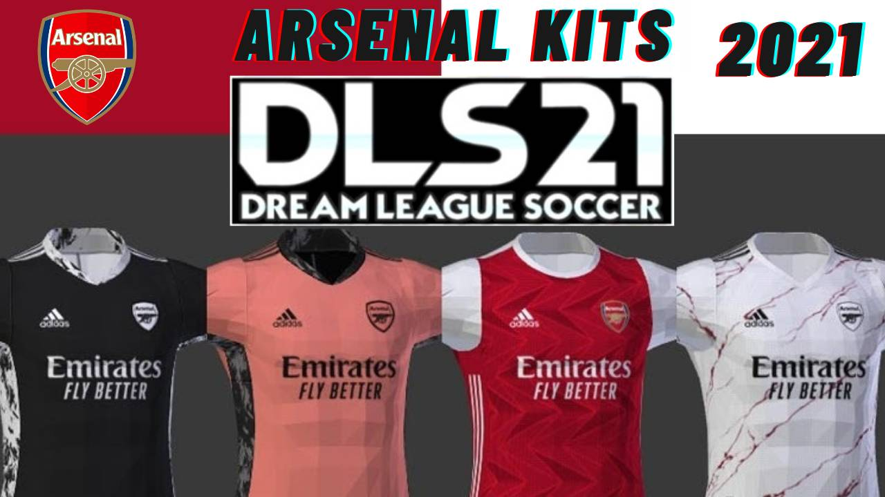 Arsenal 2021 DLS 21 FTS 15 Touch Soccer