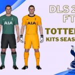 Tottenham Kits 2021 DLS 21 FTS 15 Touch Soccer