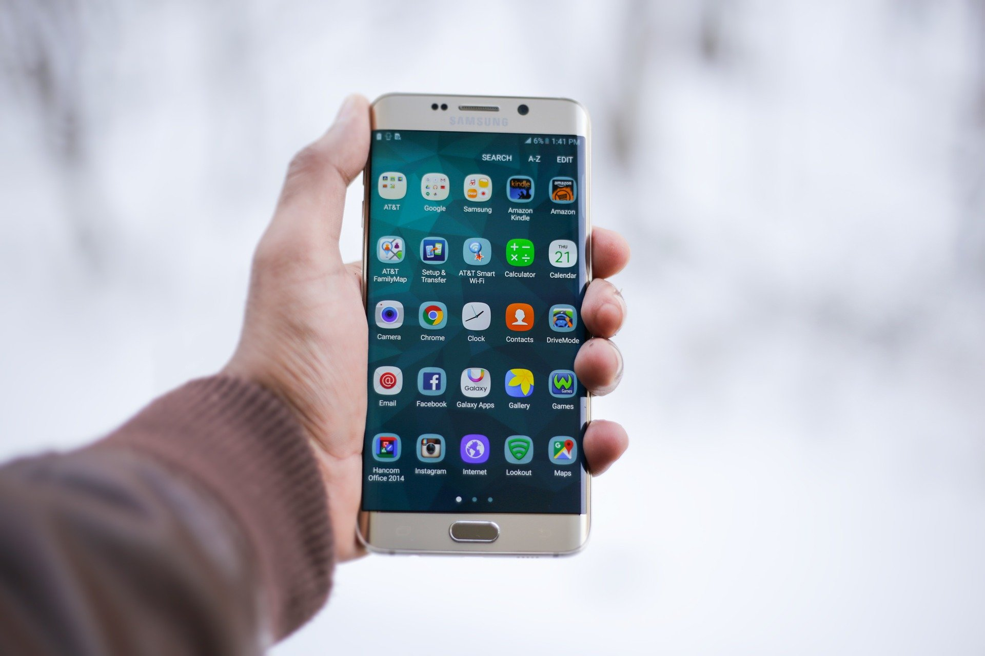 Top Seven Features of in the New Samsung Galaxy