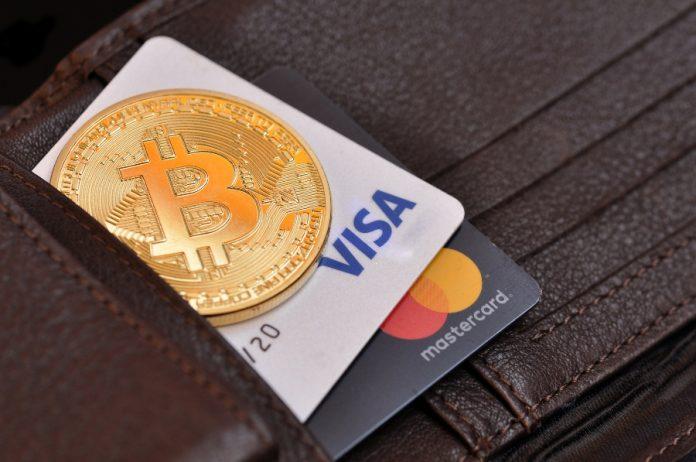 visa bitcoin card