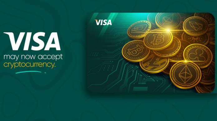 visa provide bitcoin