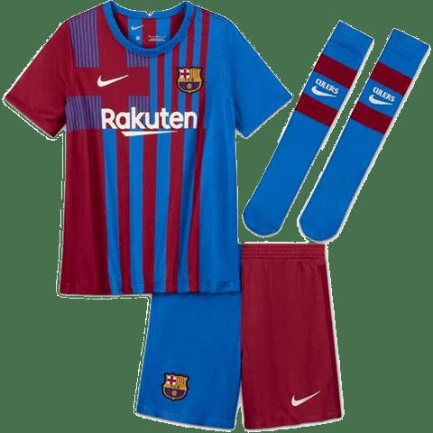 Barcelona Kits 2022 for DLS 21 FTS