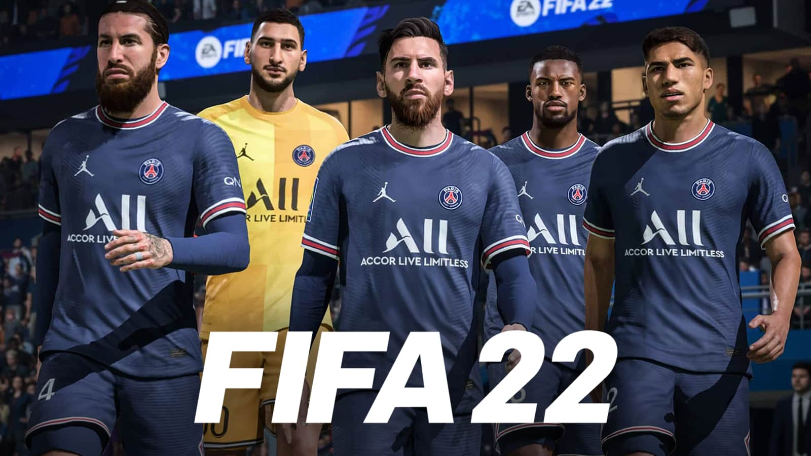 Download FIFA 22 Apk Mod Messi to PSG Android