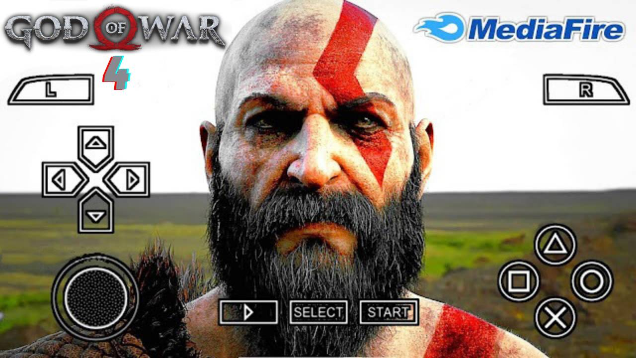God of War 4 PPSSPP for Android Download