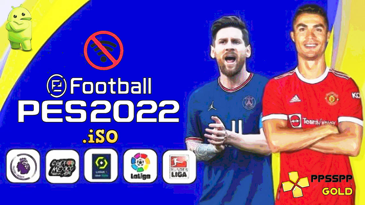 pes 2022 ppsspp